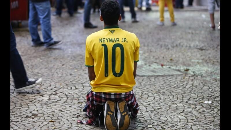 tristeza, brasil, derrota