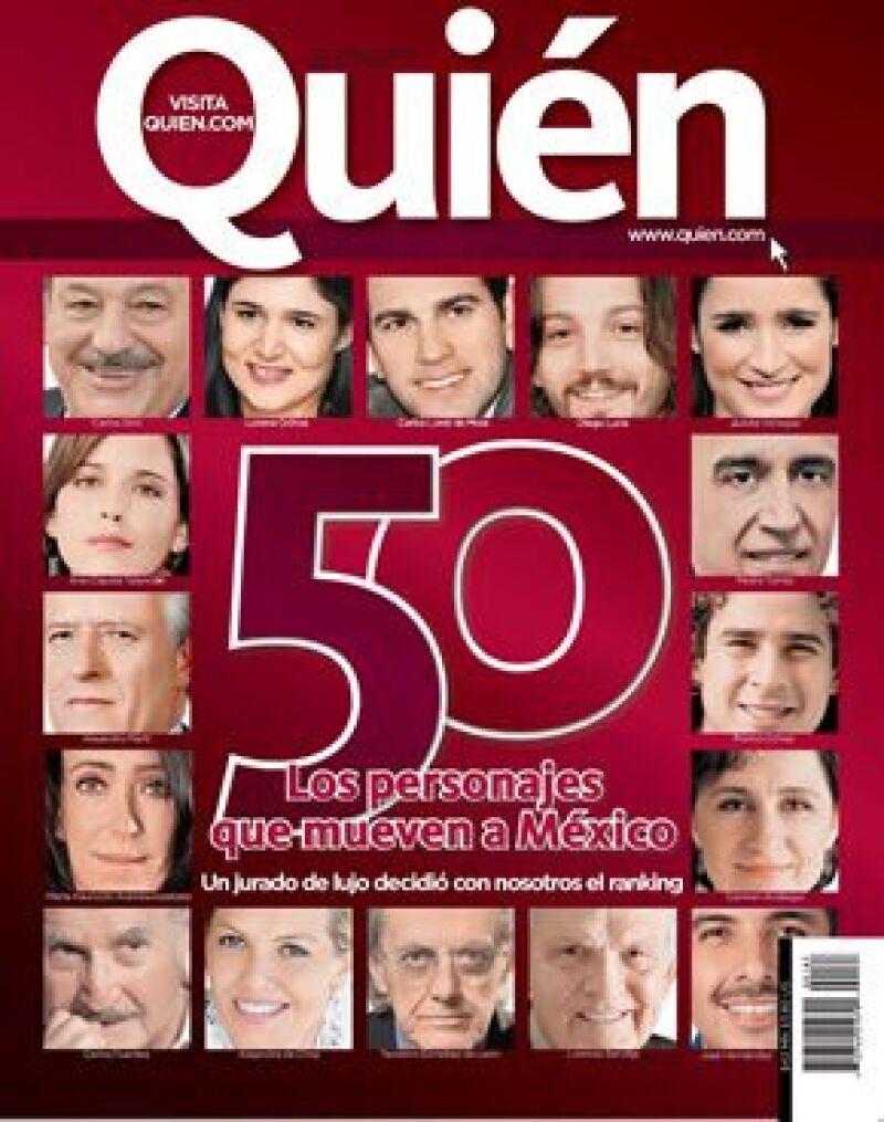 Son las grandes personalidades que calificaron a los personajes que mueven a México.