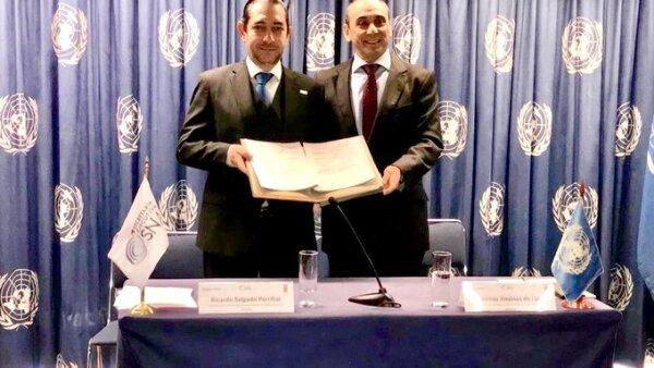 ONU y México