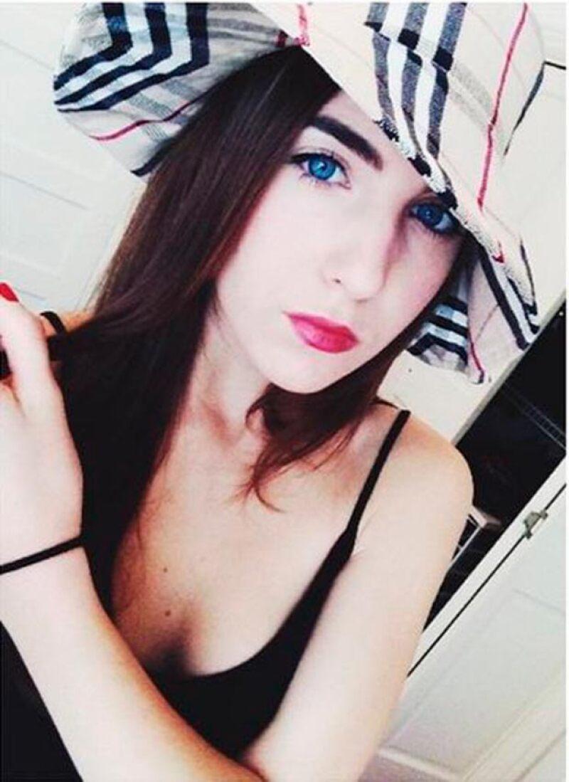 La belleza de Isabella ha llamado la atención en redes sociales.