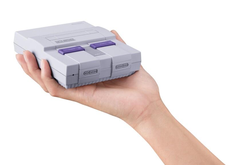 Nintendo apuesta por los clásicos... en pequeño