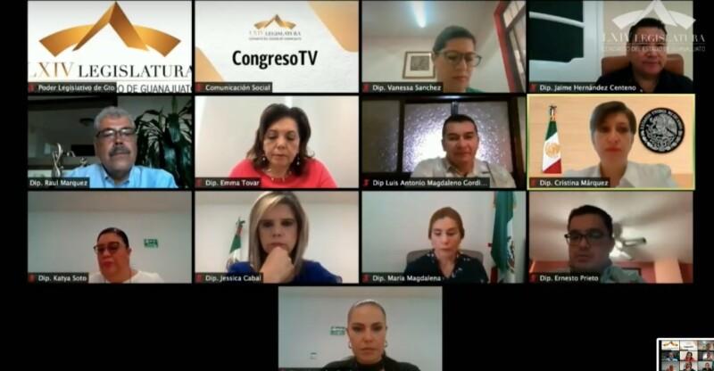 Diputados Guanajuato