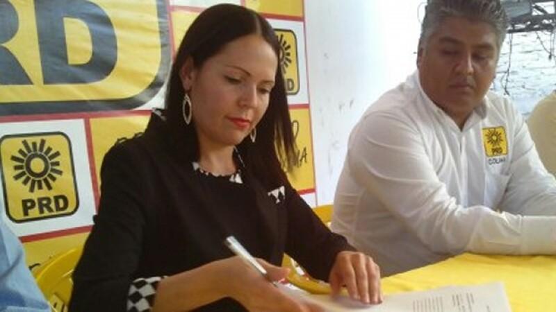 Martha Zepeda del Toro PRD Colima