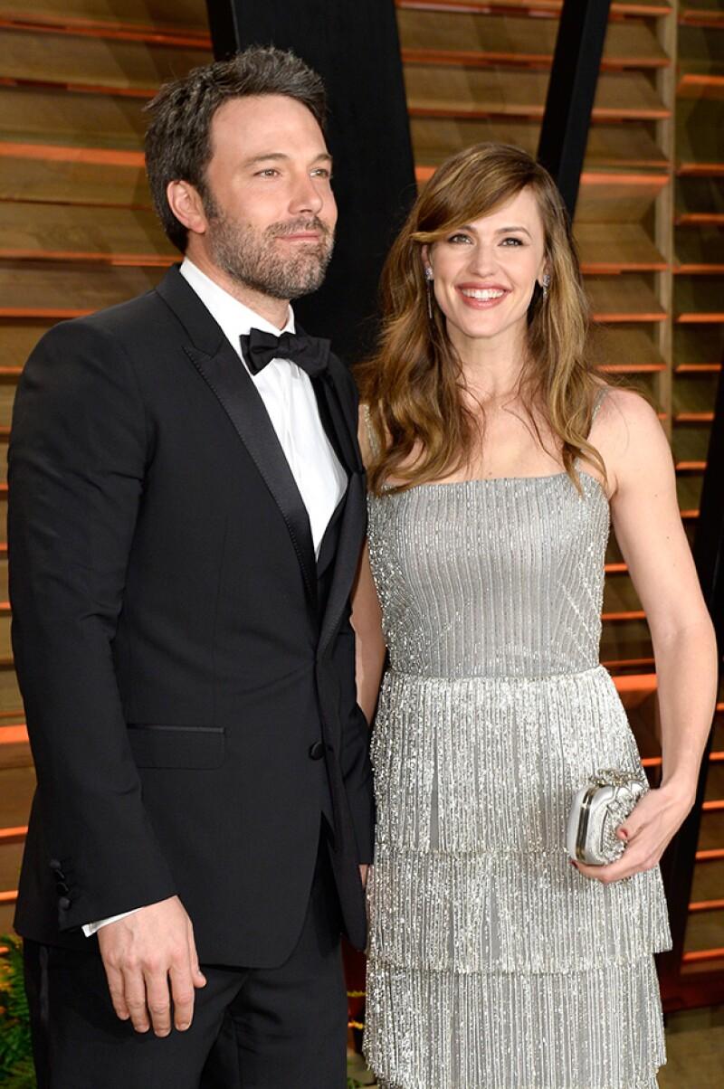 El actor de 43 años habló por primera vez de la ruptura de su matrimonio y confirmó la versión de su ex, quien declaró a Vanity Fair que llevan una excelente relación por el bien de sus hijos.
