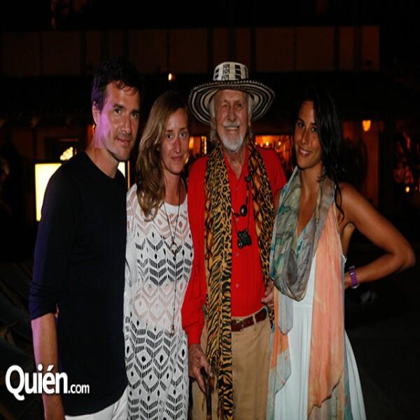 Matt Seattle,Victoria Dearing,Gianfranco Brignone,María Alfonsín
