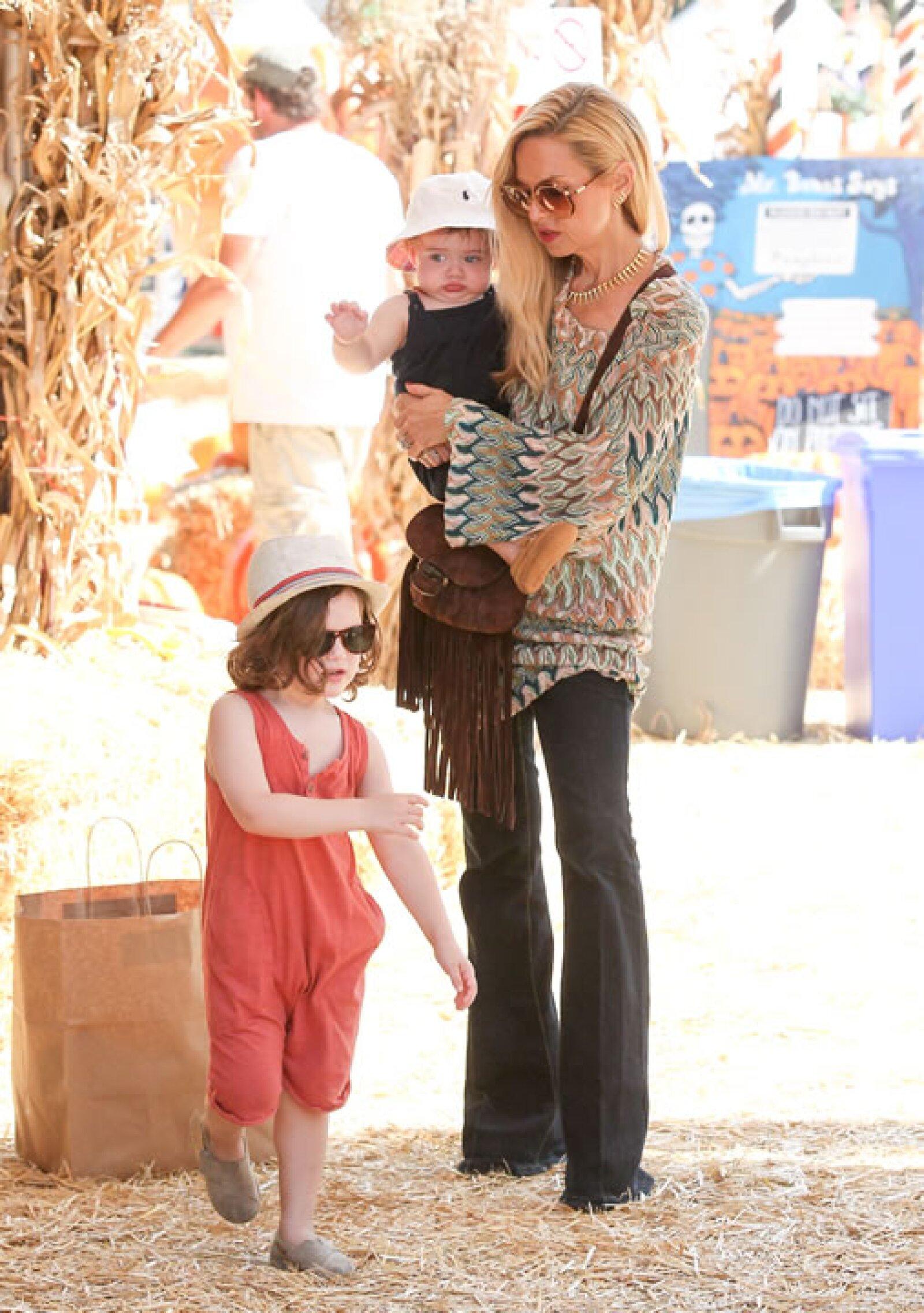 Skyler Morrison Berman, hijo de la afamada estilista Rachel Zoe, ha perfeccionado el look californiano.