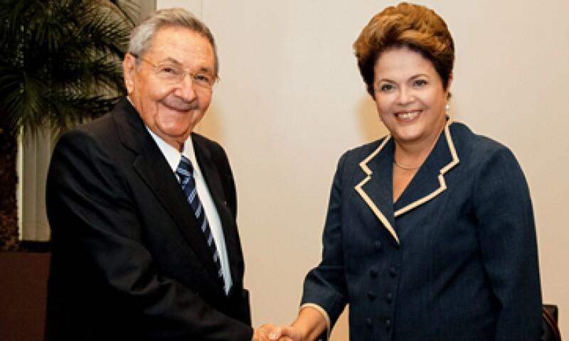 El comercio entre Brasil y Cuba se multiplicó por siete en los últimos diez años. (Foto: AP)