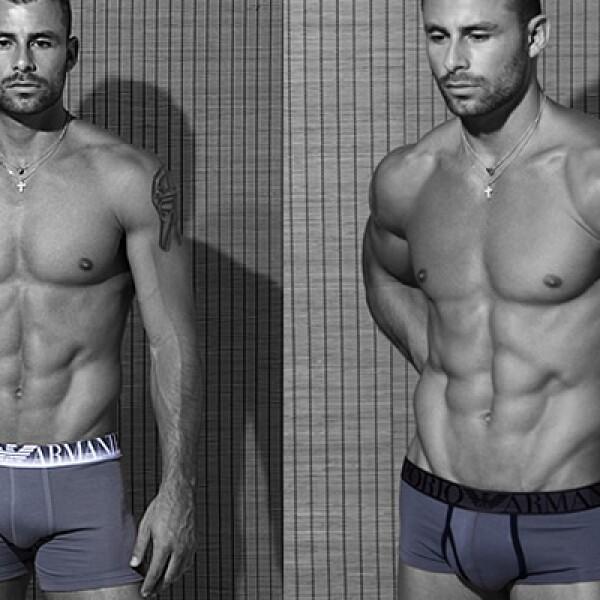 Toda la colección de 'underwear' de la firma italiana está disponible en sus boutiques en territorio nacional.