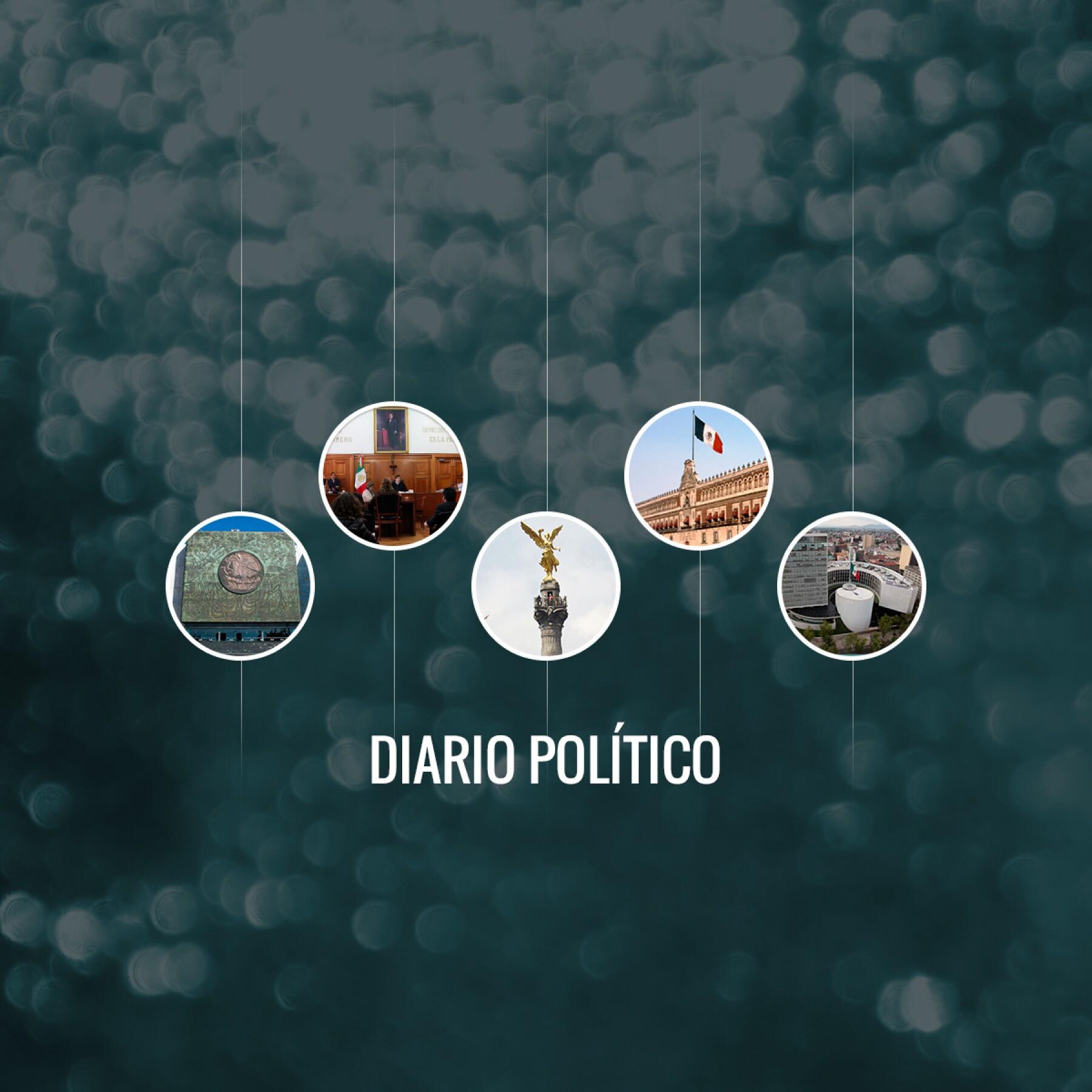 El día a día del quehacer político  nacional: los personajes, las decisiones y su impacto.