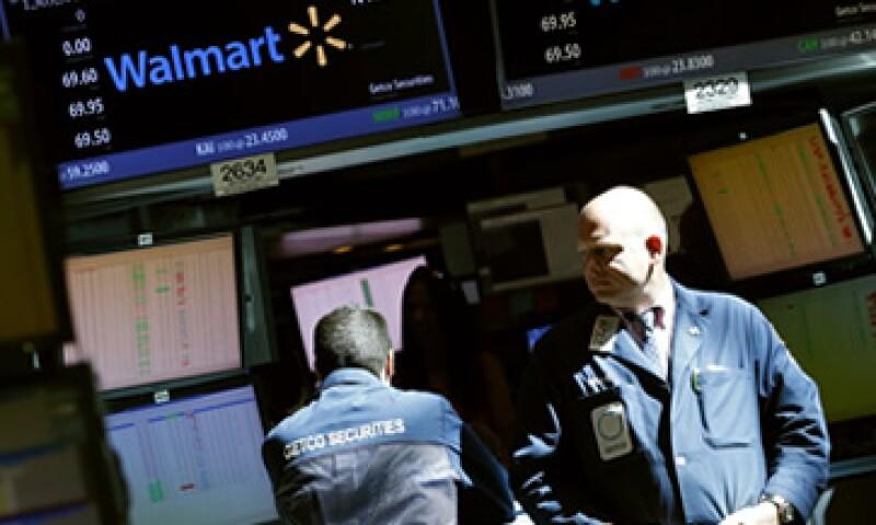 El Dow Jones perdió 0.07% y cerró extraoficialmente en 12,871.39 unidades. (Foto: Reuters)