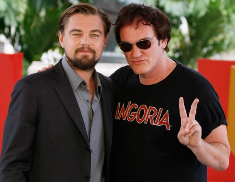 Leonardo Dicaprio y Quentin Tarantino también estuvieron en el paradisíaco lugar.