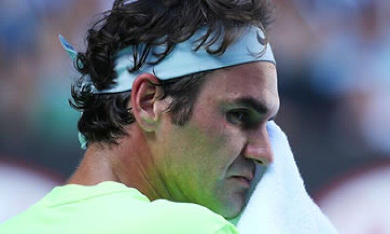 Federer llevaba una carrera de 11 años superando los últimos niveles del Abierto de Australia. (Foto: Getty Images )
