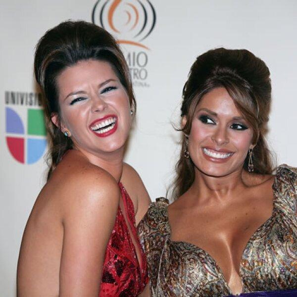 En su amplio currículum también aparecen las telenovelas.
