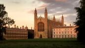 Cambridge, King's College Chapel, UK