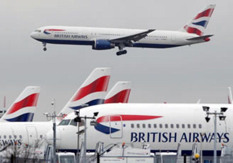 Durante la huelga funcionarán más de 60% de sus vuelos de larga distancia, pero sólo 30% de los de cercanías. (Foto: Reuters)