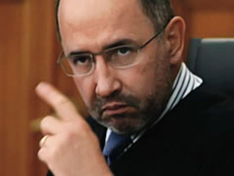La mitad de los amparos resueltos por la 1a. sala de la Corte, que preside José Ramón Cosío, son fiscales y administrativos. (Foto: ProcesoFoto)