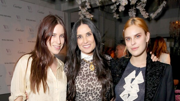 Visionary Women Honors Demi Moore in Celebration of International Women's Day
