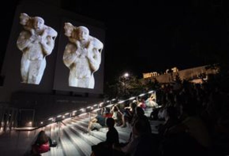 El museo costó 130 millones de euros