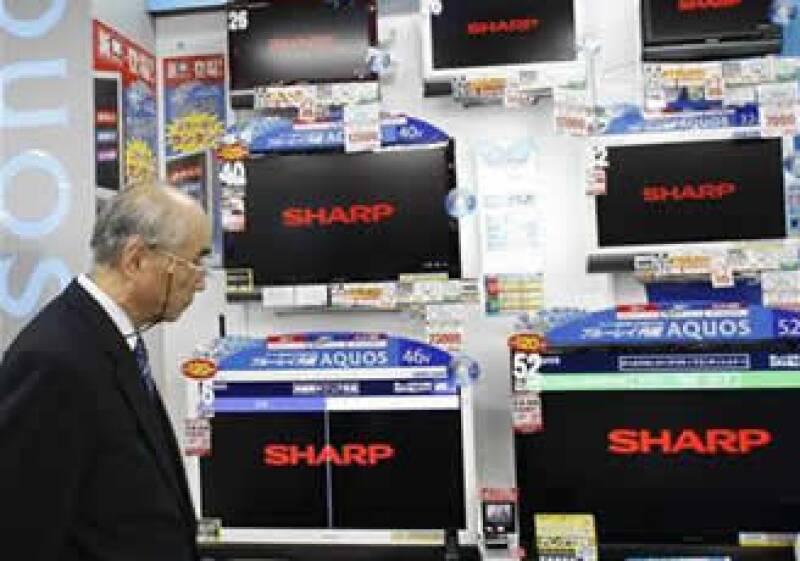 Las ventas de televisores LCD devolvieron a Sharp la rentabilidad.  (Foto: Reuters)