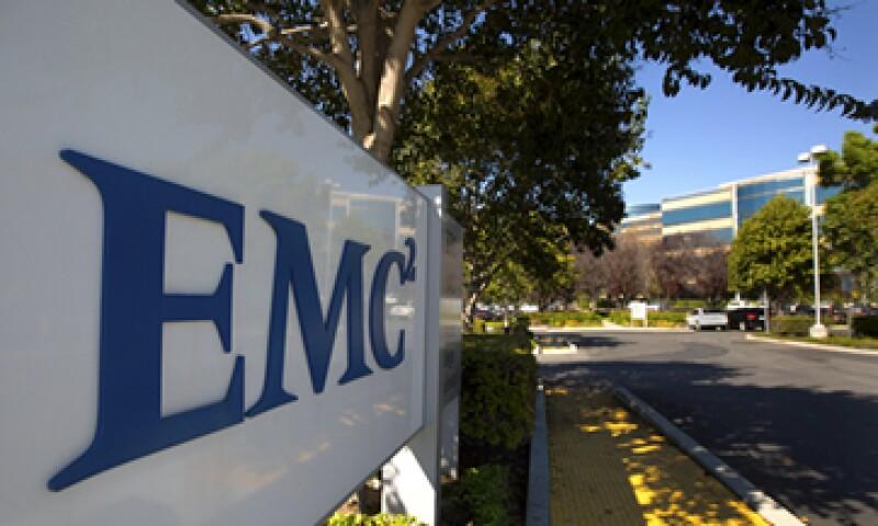 EMC atiende desde bancos centrales hasta aerolíneas. (Foto: Reuters)