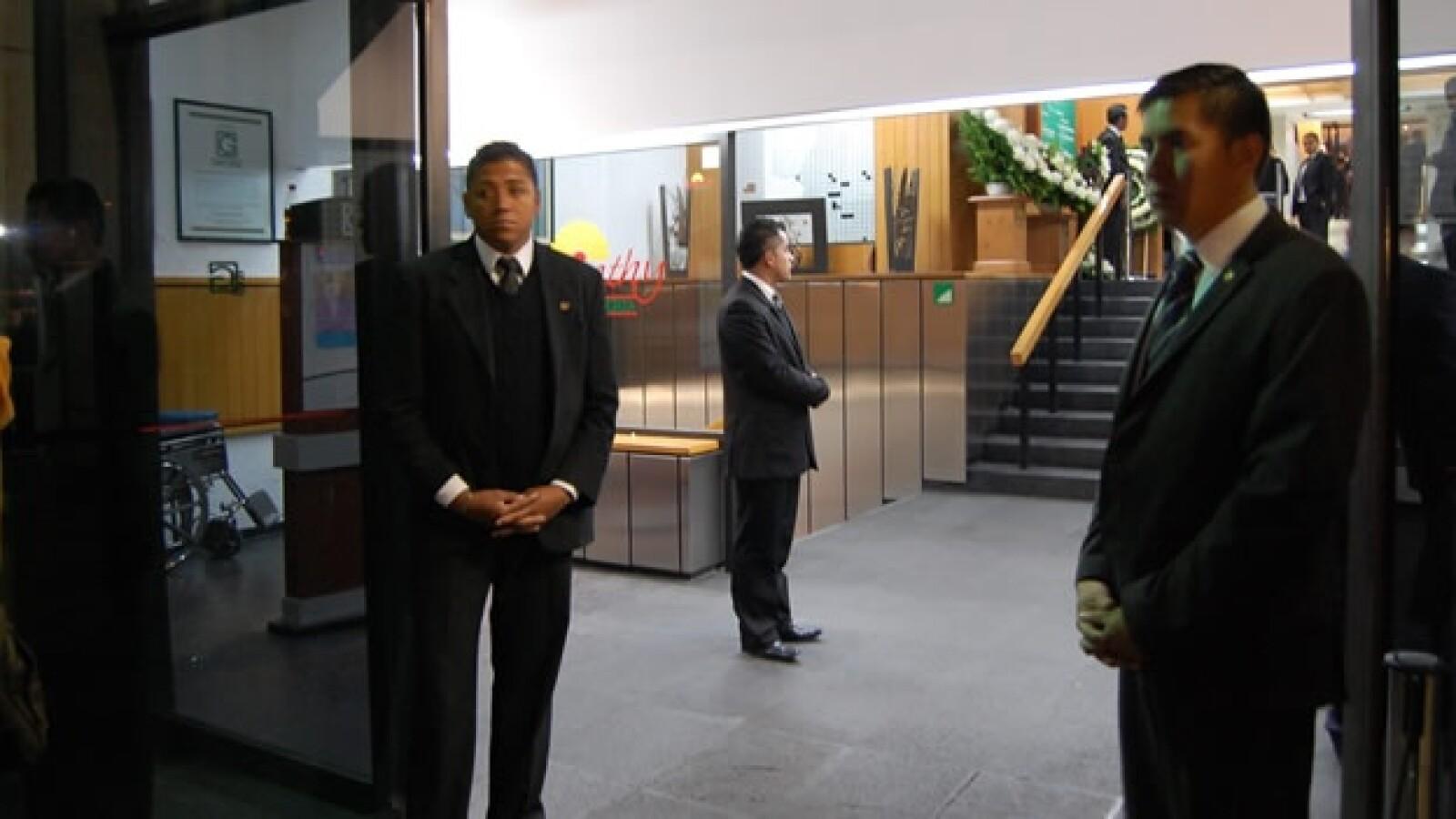 Gayosso Funeral Velorio Blake Mora