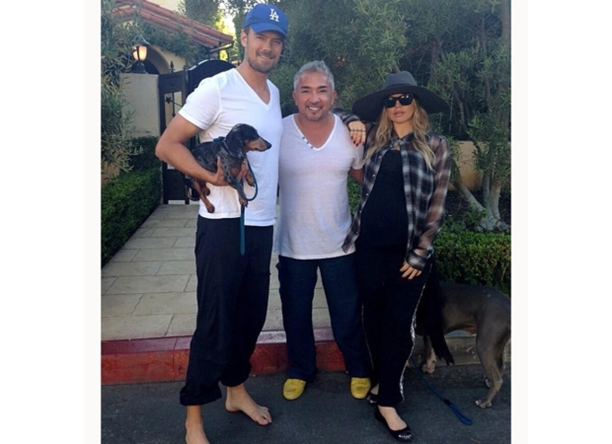 Fergie y Josh Duhamel ya son papás