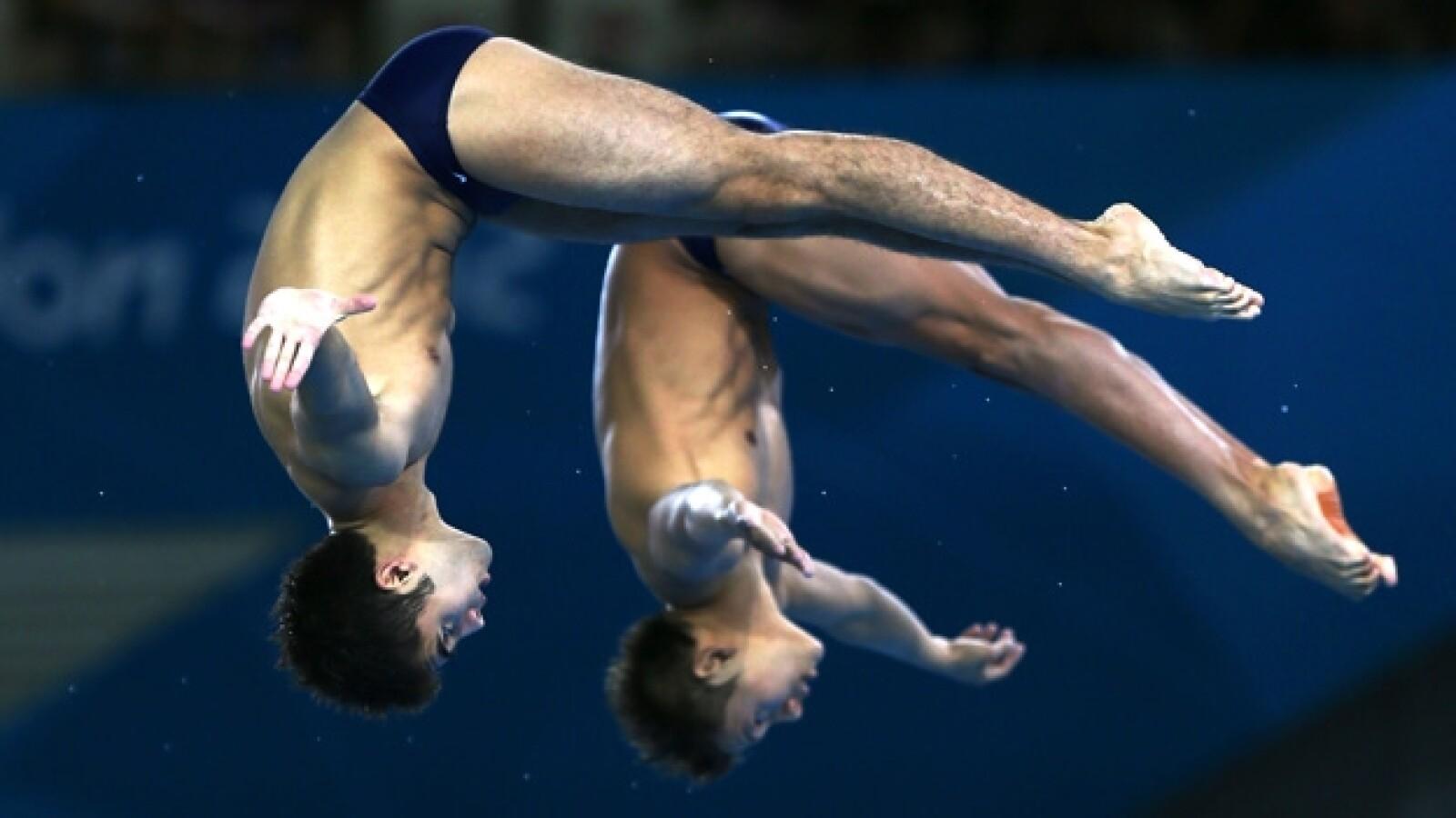 clavados sincronizados, londres, olimpicos