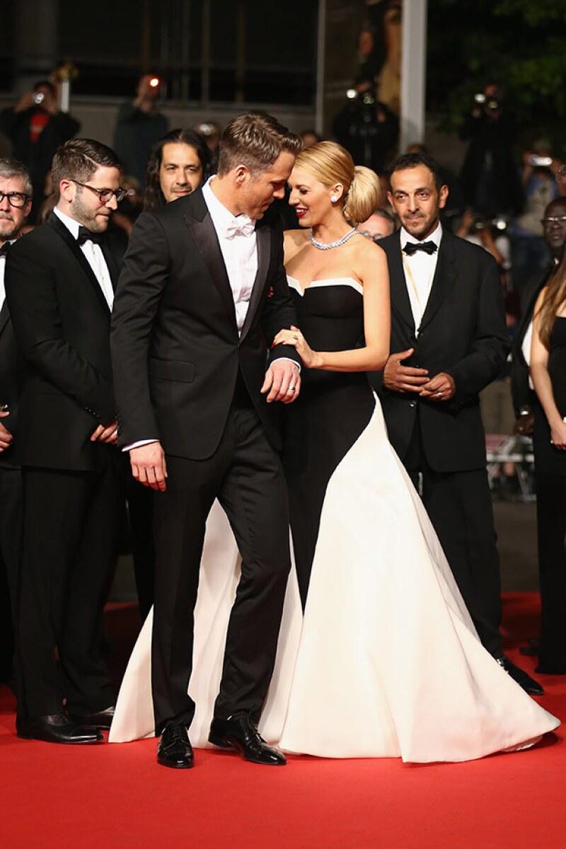 Blake y Ryan conforman una de las parejas más enamoradas de Hollywood.