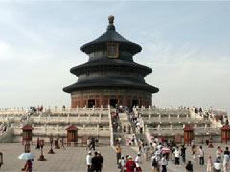 China quiere que sus productos no paguen un sobreprecio por entrar a M�xico (Archivo).