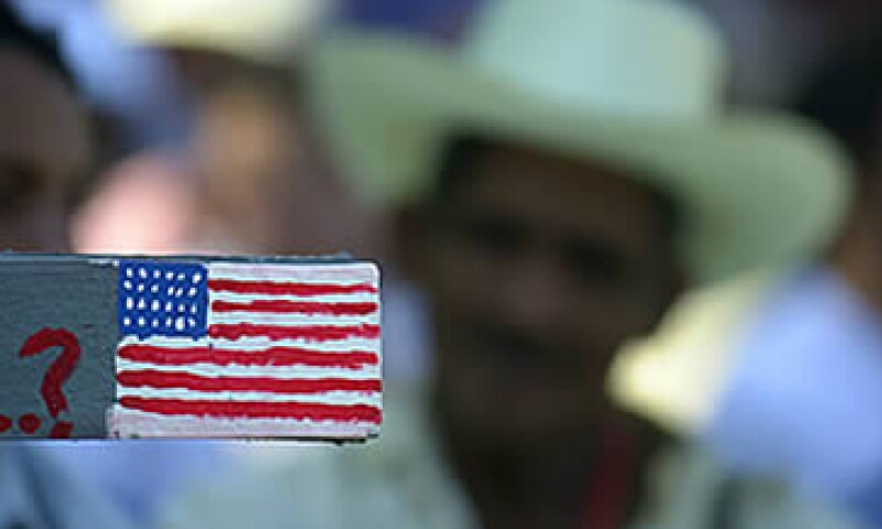 La nueva herramienta, que está siendo probada en forma limitada en uno de los cruces internacionales de Nogales, Arizona, es equiparable a las funciones que realiza un detector de mentiras (Foto: AP)