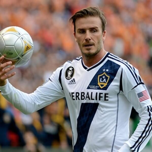 David Beckham despedida 5