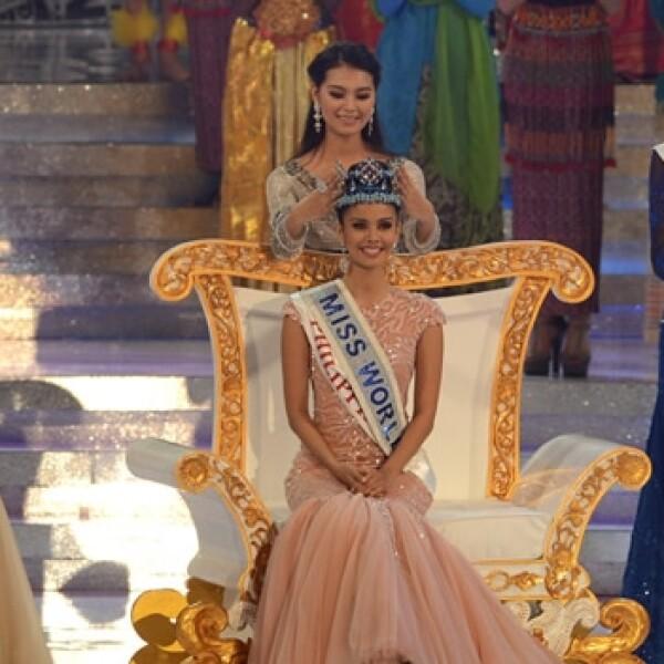 Miss Mundo 2013 2