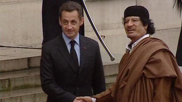 """El expresidente francés Nicolas Sarkozy dice vivir """"el infierno de la calumnia"""""""