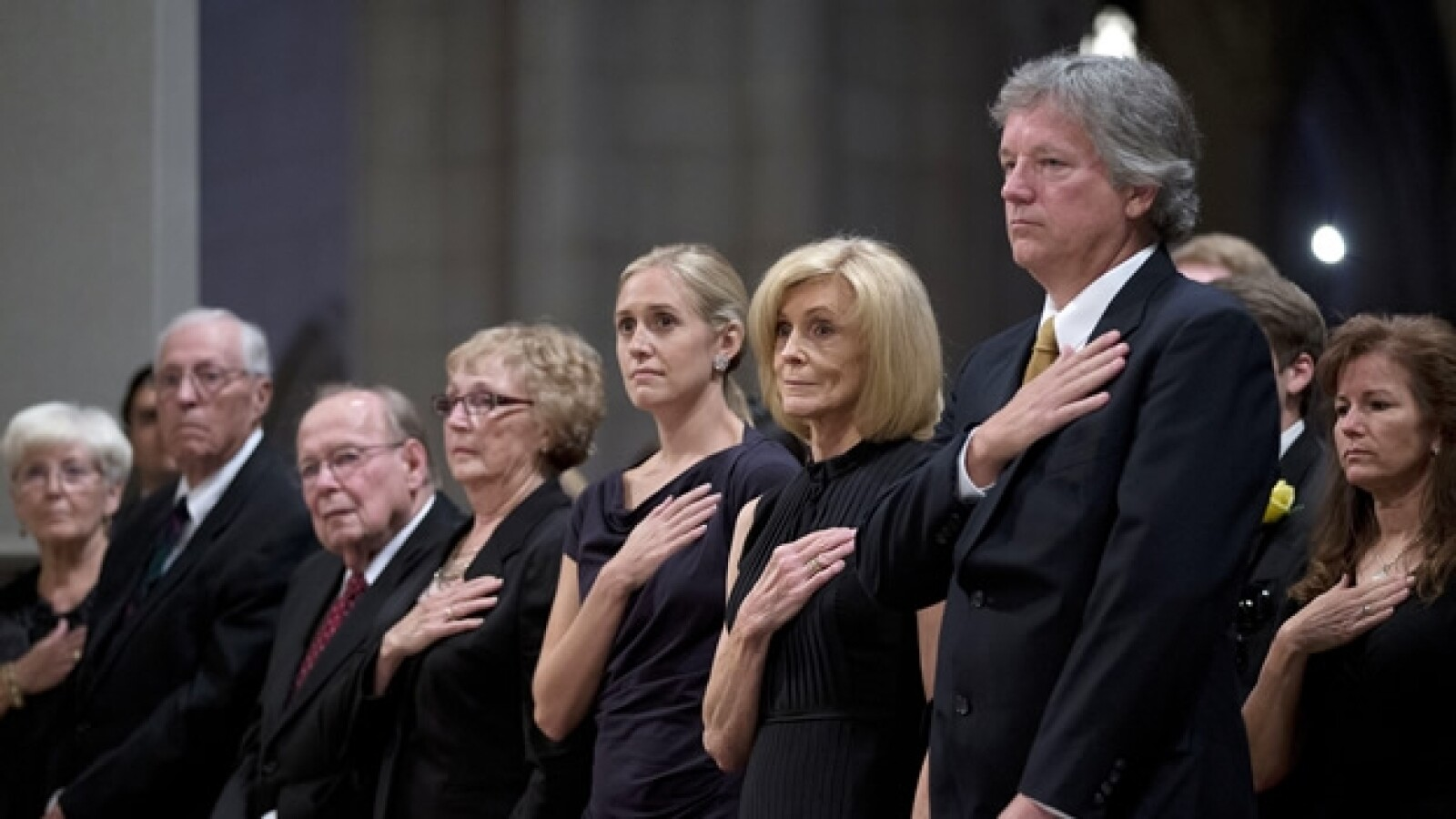 ceremonia de honor