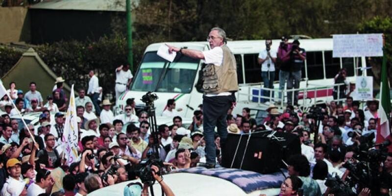 Javier mueve a México y por eso fue parte del ranking de los 50 personajes de la revista Quién.