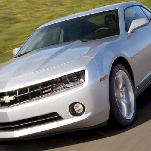 El 'muscle car' de General Motors llega al cuarto lugar, con ventas de 328 unidades en la primera mitad del año, una reducción de 48.6% contra los 638 automóviles vendidos en el lapso de referencia.