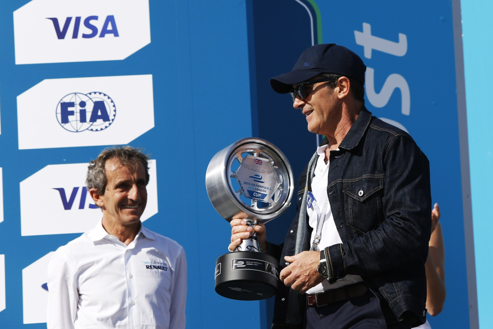 Antonio Banderas Londres E Prix.JPG