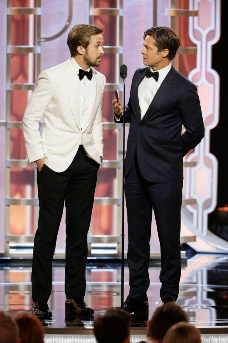 Además de guapos, los actores demostraron tener un gran sentido del humor.