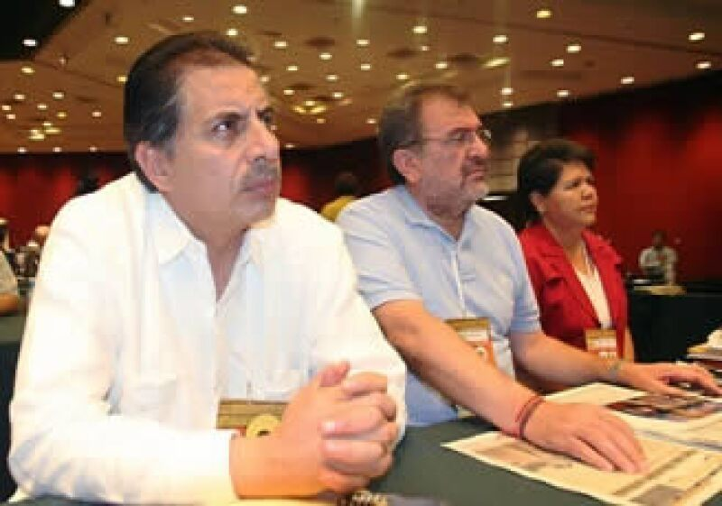 Jesús Ortega continuará al frente del PRD (Foto: Notimex)