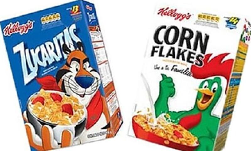Kellogg fabrica cereales como las Zucaritas y los Corn Flakes. (Foto: Especial)