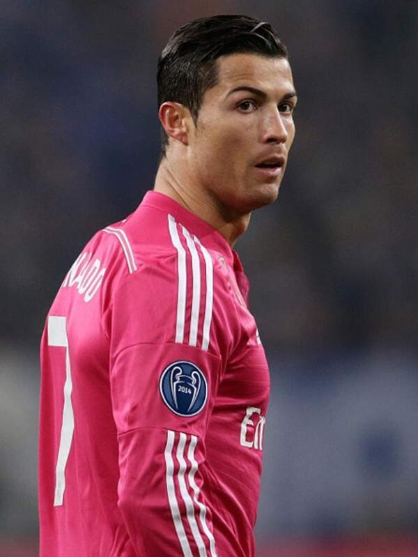 Cristiano Ronaldo nunca mantuvo una relación con Kim. pero se rumoró que estuvo varias veces en sus pensamientos.