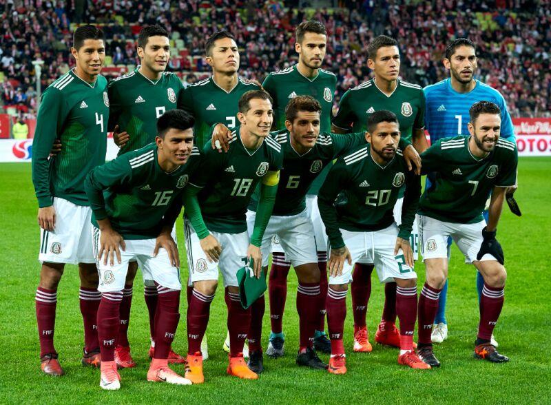 La Selección Mexicana