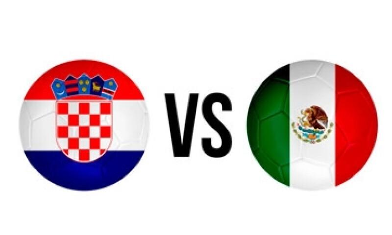 M�xico Croacia