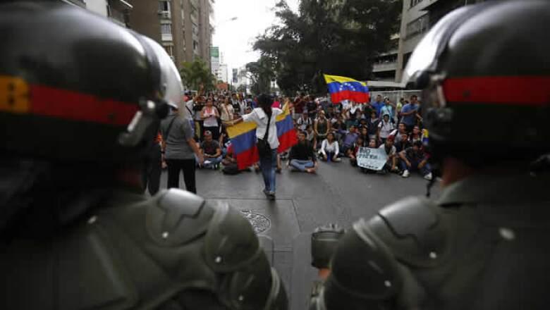 Este lunes 17 de febrero se registró la cuarta muerte en una semana de manifestaciones en el país sudamericano.