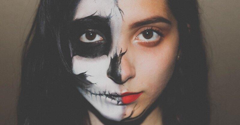Logra El Mejor Maquillaje Para Halloween - Maquillaje-halowin