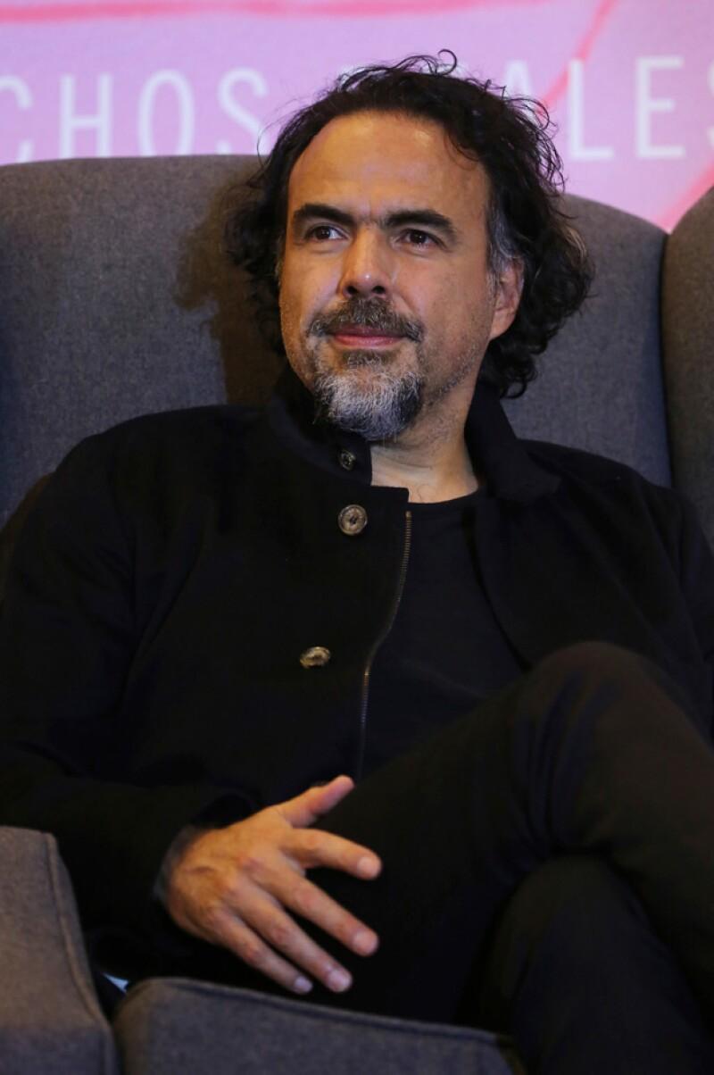 Alejandro G. Iñárritu: `Sólo quiero descansar y no me veo haciendo una película pronto´.