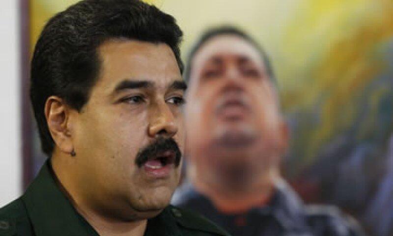 El presidente dijo que incluso tenía nombres, pero no los relevó. (Foto: Reuters)