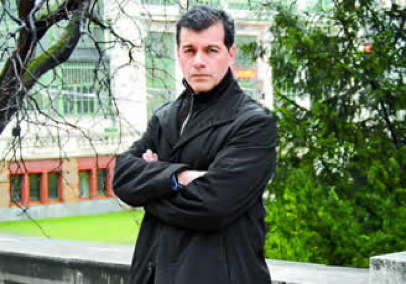 Tras un tiempo en Coop Himmelblau México, Sergio González trabaja desde 2005 en la matriz de esa firma en Austria. (Foto: Cortesía Sergio González)