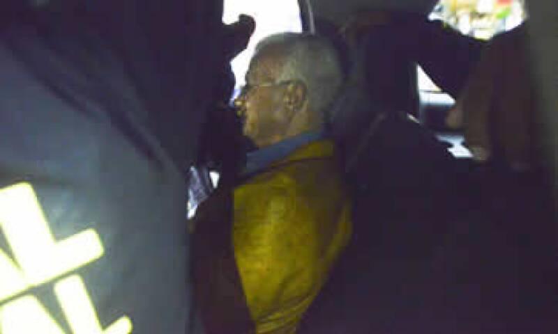 El lunes se determinará la situación jurídica de Granier Melo respecto a la acusación de lavado de dinero. (Foto: Cuartoscuro)