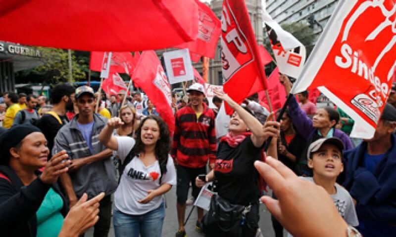 Las protestas no perturban el desarrollo del Mundial, dice la dependencia encargada de la seguridad. (Foto: Reuters)
